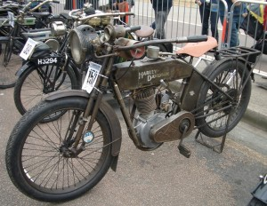 1913 at Brighton